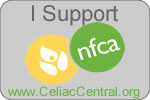 Celiac Awareness Badge