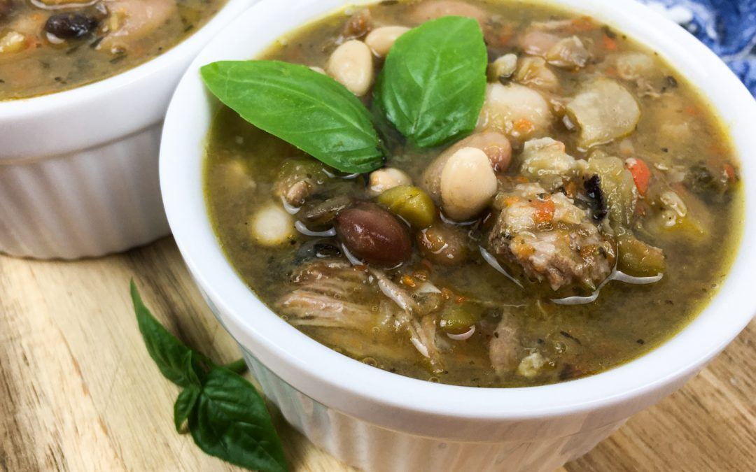 Recipe-15 Bean Soup