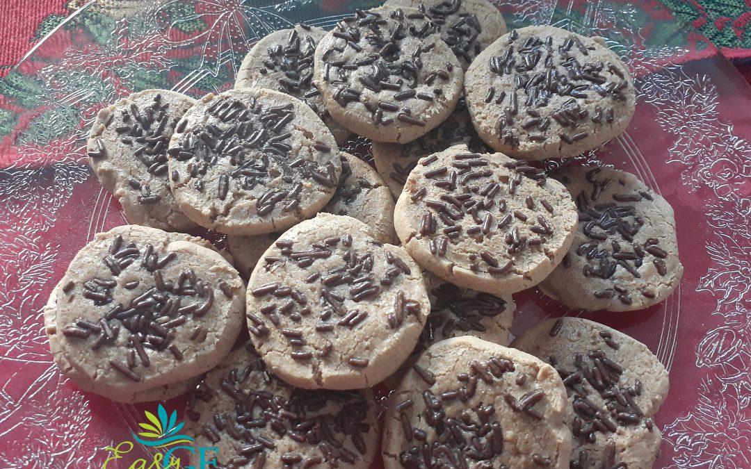 Christmas Jimmy Cookies