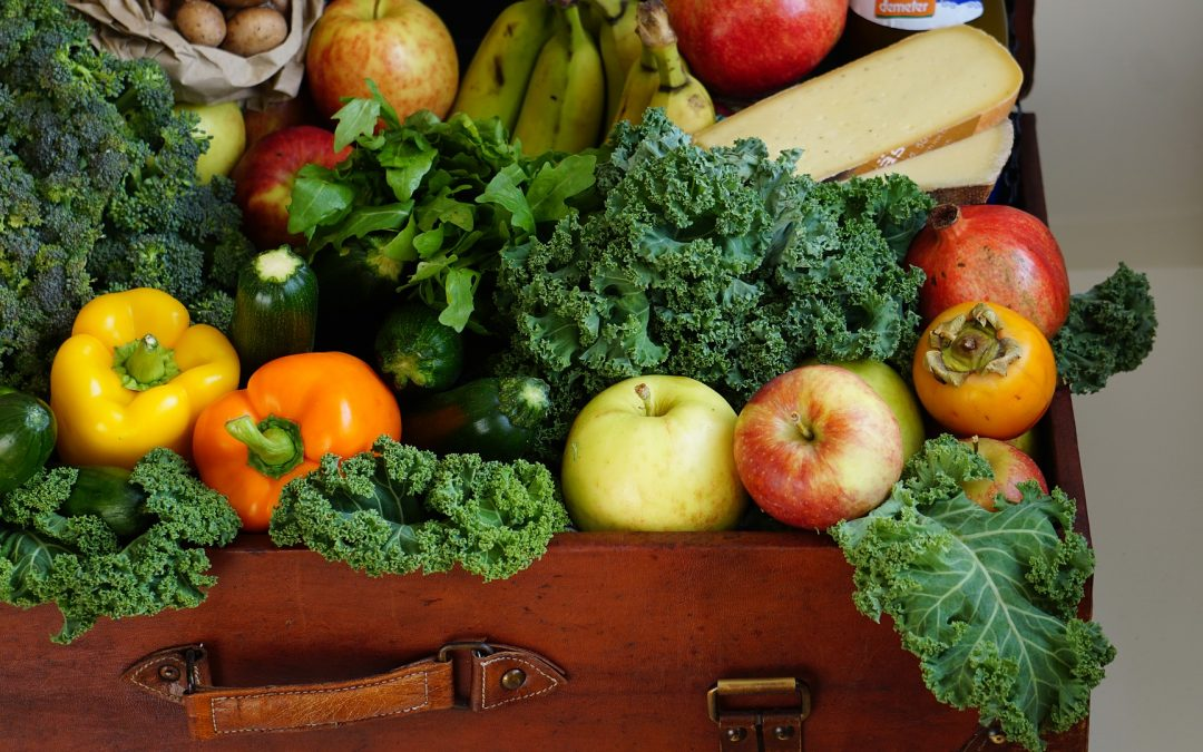 10 Ways to Sneak Extra Fruits and Veggies into Your Family's Diets