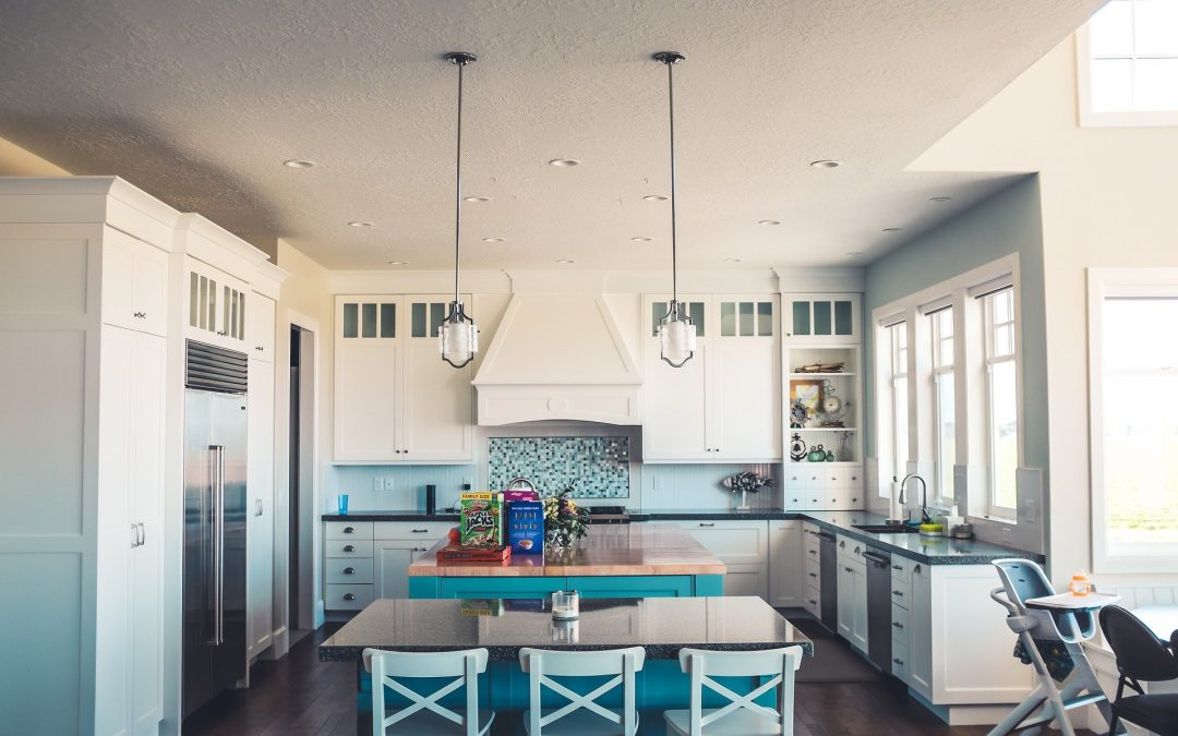 7 Tips to Help You Organize Your Kitchen