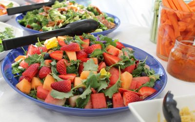 Ideas for Light, Healthy Meals for Summer