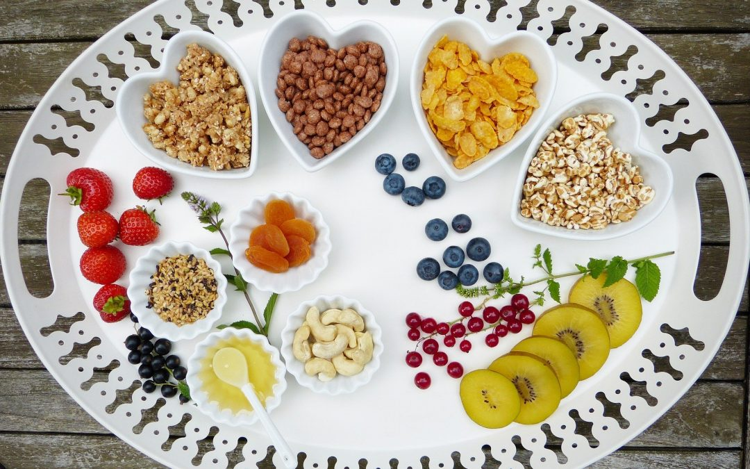 Can Food Help Overcome Everyday Overwhelm?